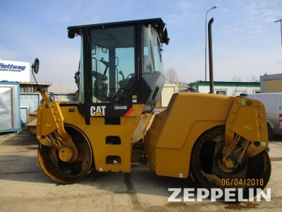 CAT CB-434D CNH01135